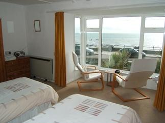 Seaspray is in Penzance, Cornwall