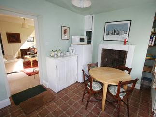 Cotna Cottage is in Mevagissey, Cornwall