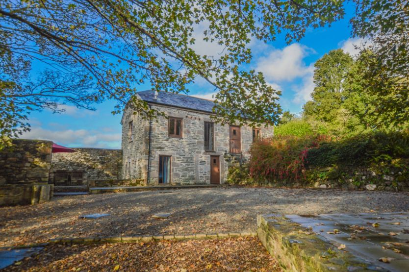 Click here for more about The Threshing Barn