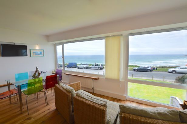 Foreshore at Fistral is located in Fistral