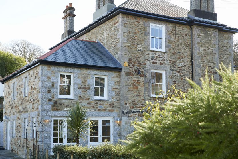 Click here for more about Rosevean House