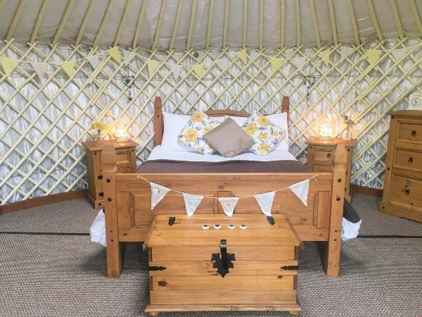 Primrose Yurt Details