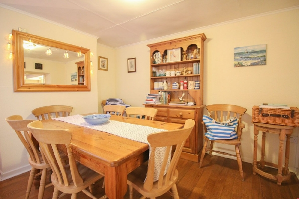 Cornerstone Cottage is in Mousehole, Cornwall