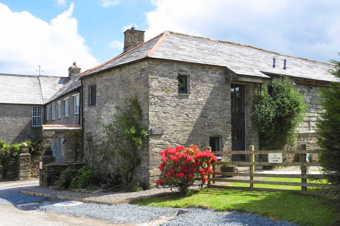 Click here for more about The Dairy at Trevadlock Manor