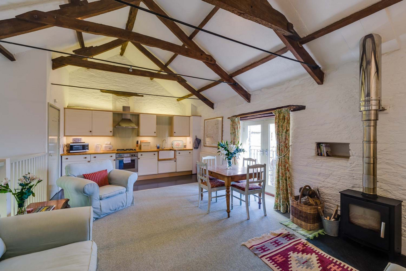 Click here for more about The Granary at Trevadlock Manor