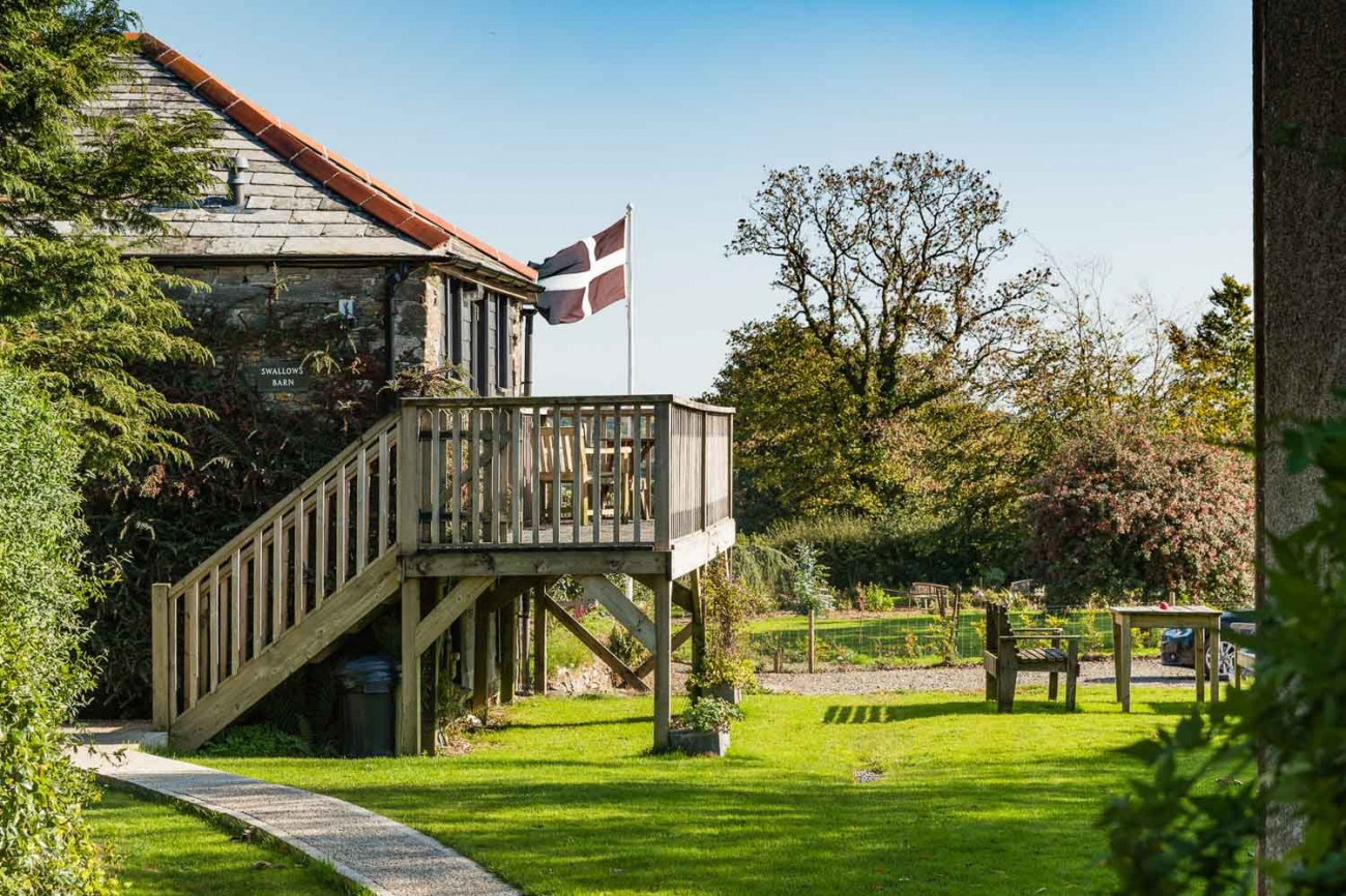 Details about a cottage Holiday at Trevadlock Manor Barns