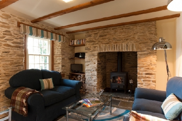 Pencreek Cottage is in Creekside Villages, Cornwall