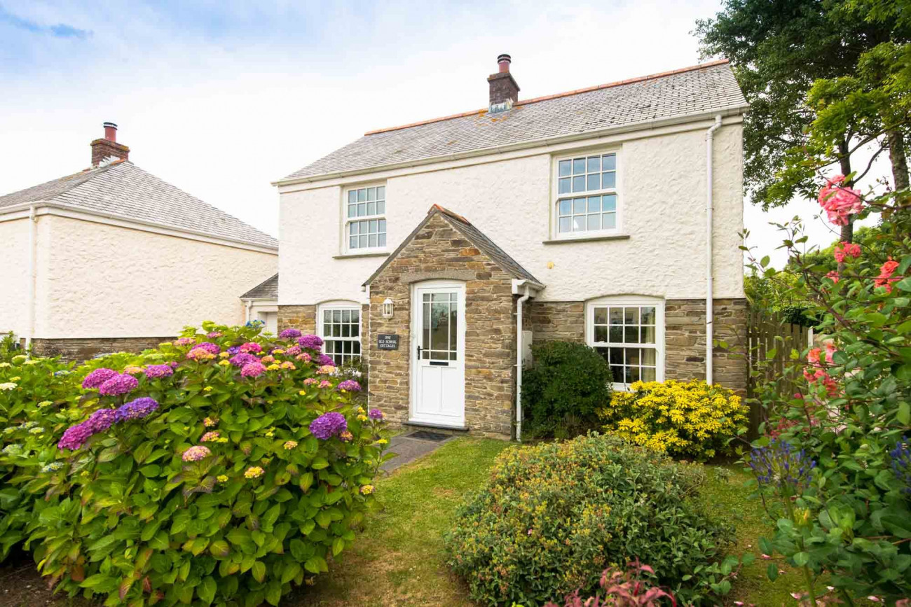 Click here for more about One Old School Cottages