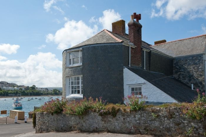 Click here for more about New Quay House