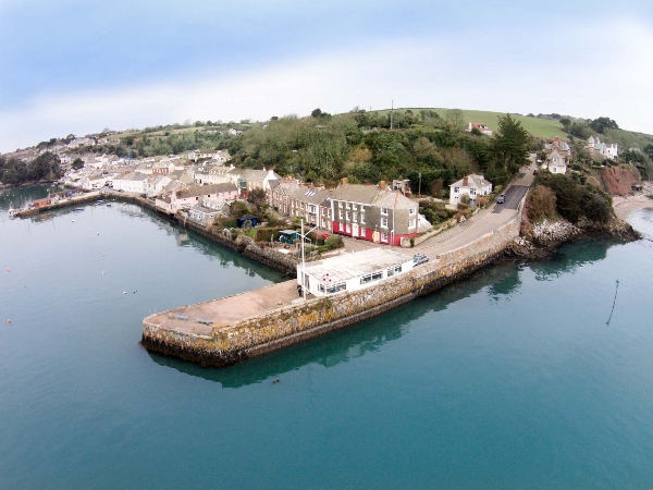 New Quay Lodge Holiday Cottage