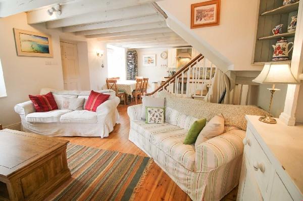 Cove Cottage Details