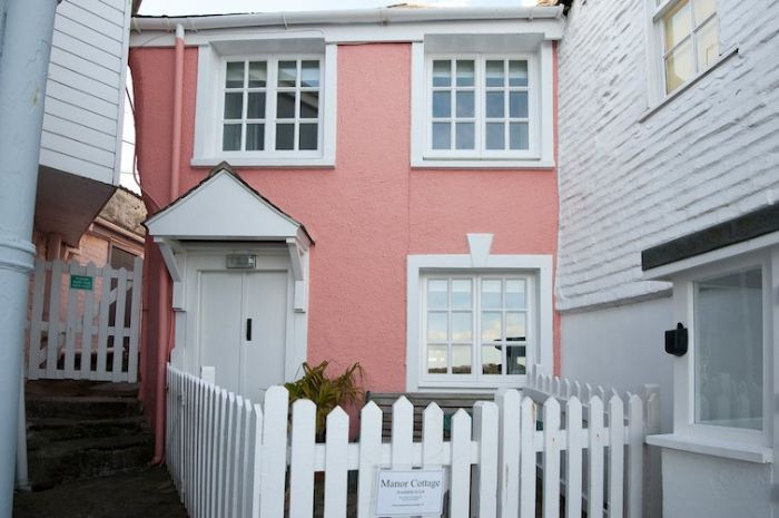 Click here for more about Manor Cottage
