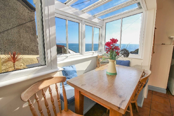 Ocean View, Portloe Holiday Cottage