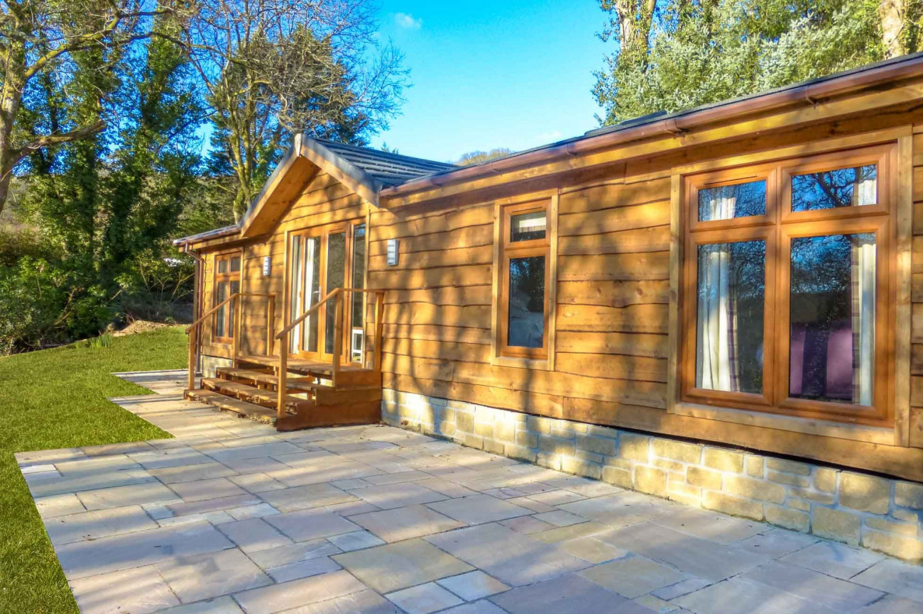 Click here for more about Otter Lodge