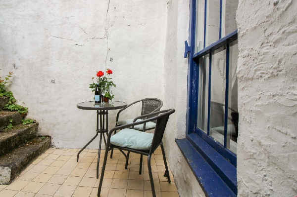 Trevennen Cottage sleeps 4