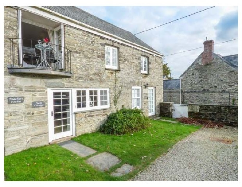 Click here for more about Slate Cottage