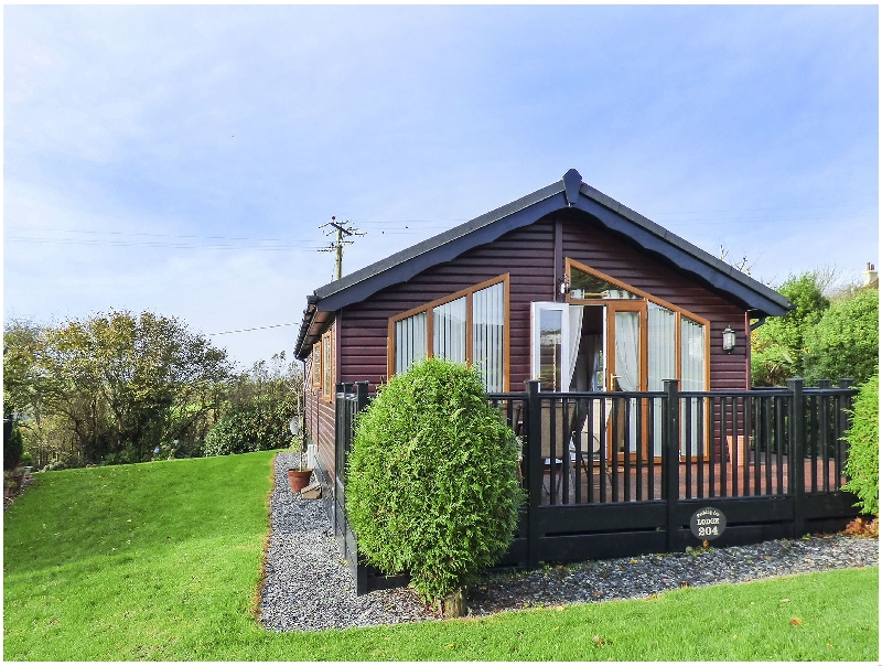 Click here for more about Peri Lodge (No 204)