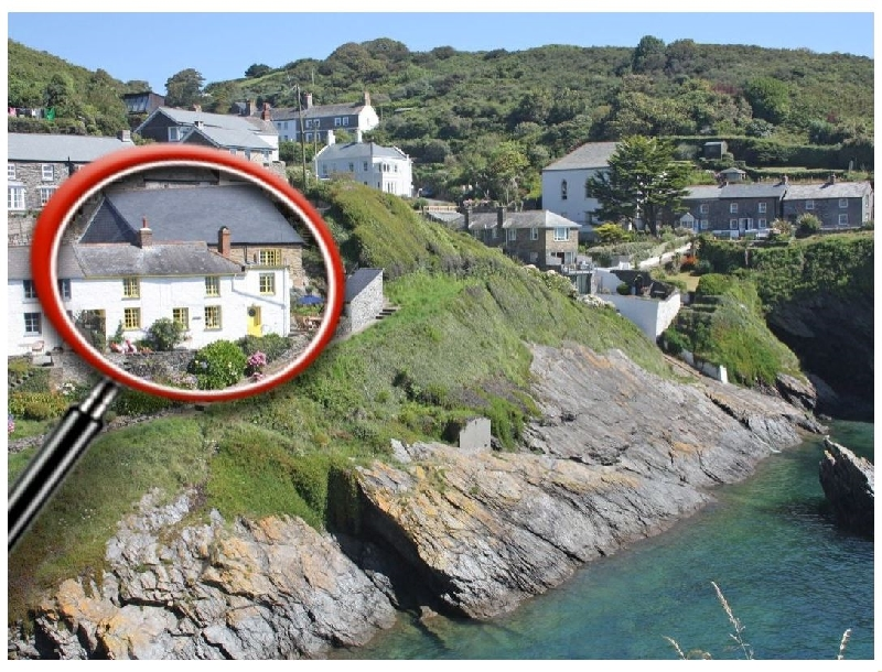 Details about a cottage Holiday at Kerbenetty (Harbour Cottage)