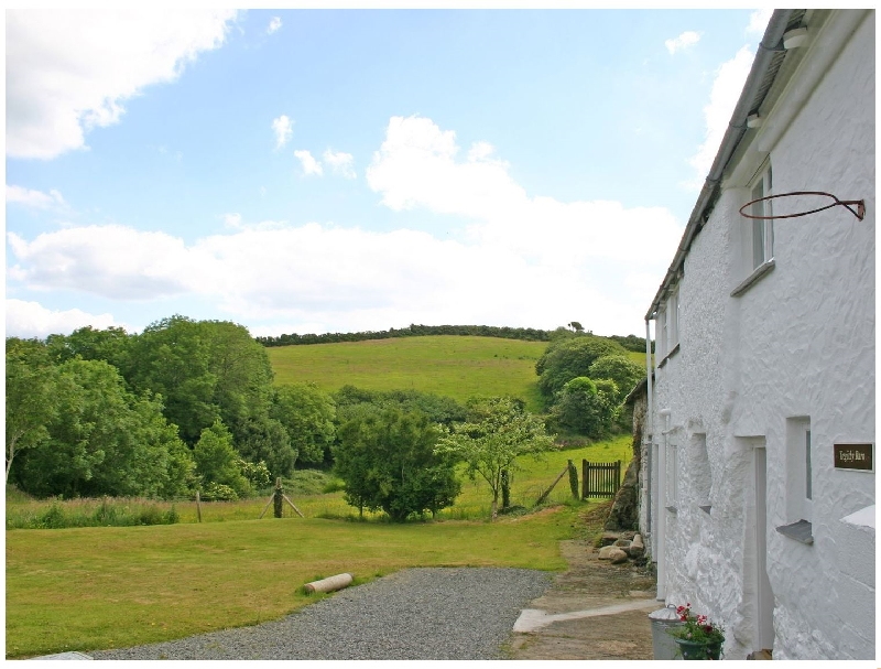 Click here for more about Tregithey Barn