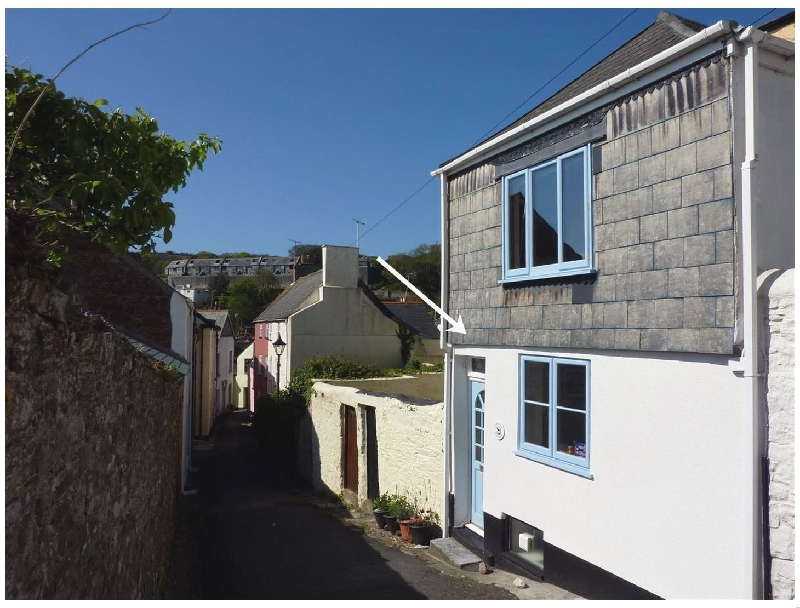 Click here for more about Chough Cottage