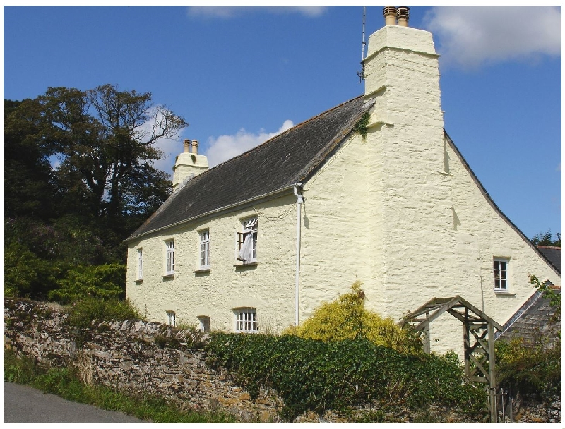 Click here for more about Tregonhawke Farmhouse