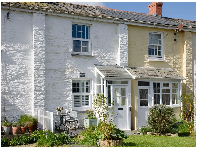 Click here for more about Eddystone Cottage