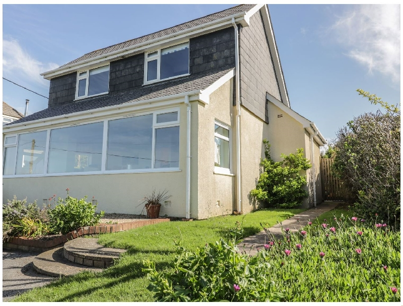 Click here for more about Crantock Bay House