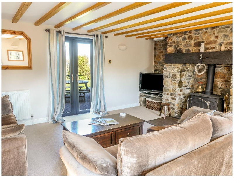 Details about a cottage Holiday at Penbarden Barn