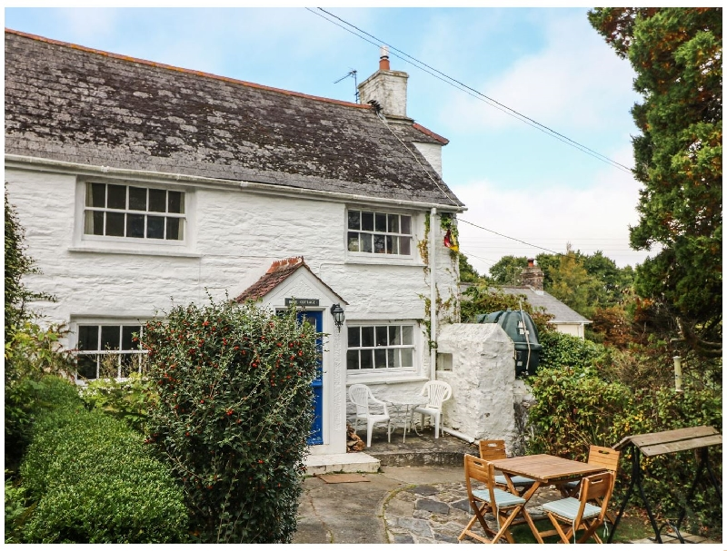 Click here for more about Blue Cottage