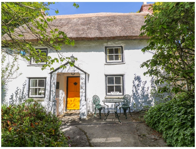 Click here for more about The Thatched Cottage