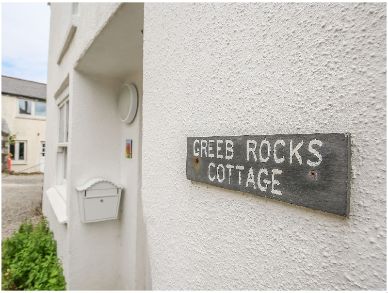 Click here for more about Greeb Rocks Cottage
