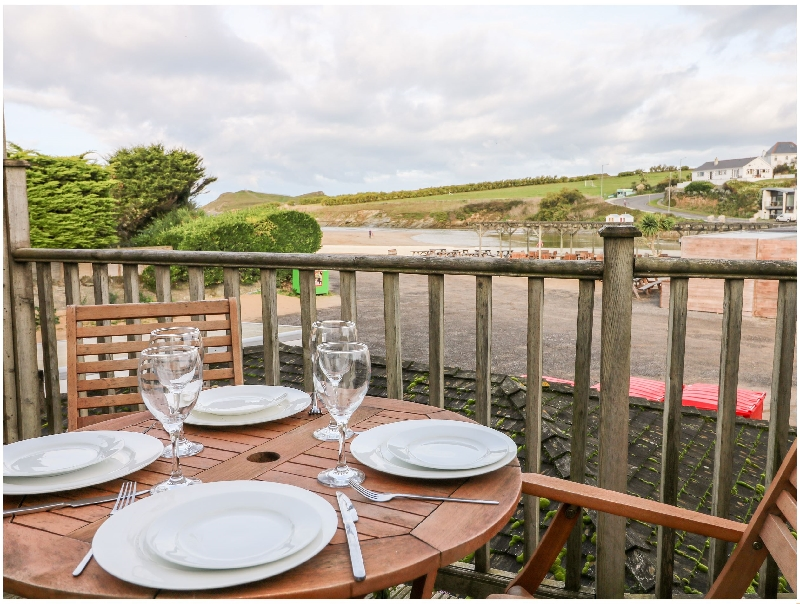 Click here for more about Porth Beach House