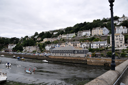Iolanda is in Looe, Cornwall