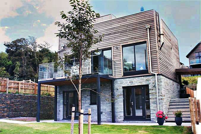 17 Talland is located in Talland Bay