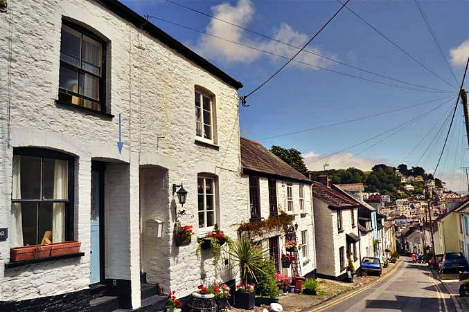 Chy An Nor is located in Looe