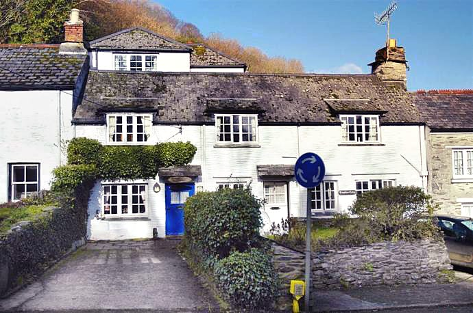 Click here for more about Mousehole Cottage