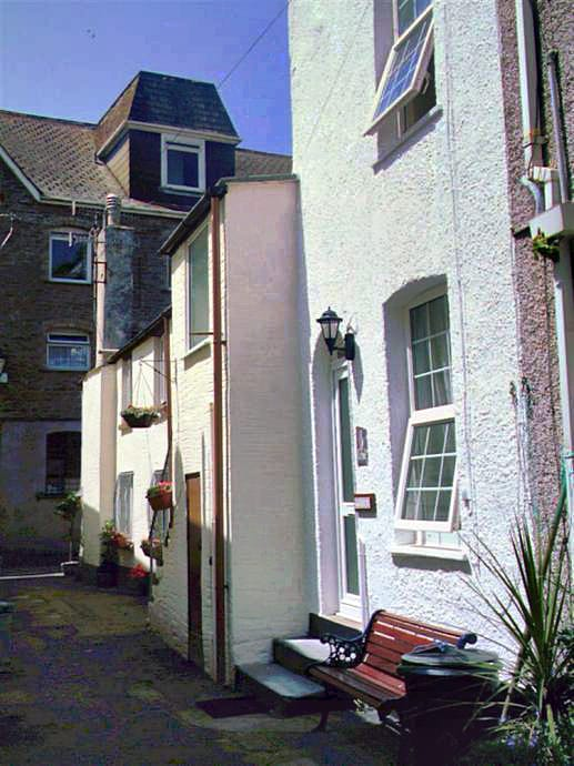 Puffins is located in Looe