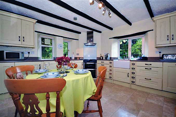 Treverbyn Vean Stable Holiday Cottage